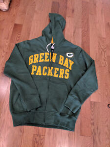 Green Bay Packers hoodie size mens large