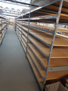"""Shelves 12"""" x 36"""" used/ etageres 12"""" usage West Island Greater Montréal image 3"""