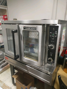 Garland gas oven
