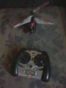 Indoor RC helicopter
