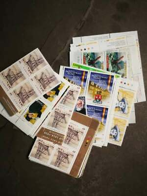 940 Canada Post Stamps $0.49 each - $460.6 Face Uncancelled Off Paper - No Gum