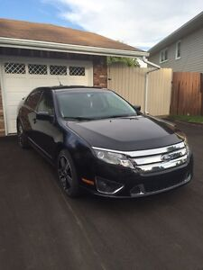2010 AWD Ford Fusion Sport