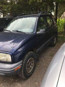 VUS Chevrolet Tracker  2000