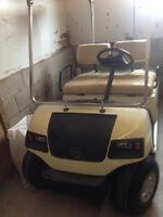 2005 Yamaha gas golf cart