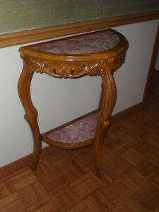 ~ Rare Vintage Furniture Pieces and one modern piece ~