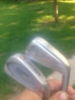 Arnold Palmer right handed 3&6 iron