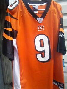 NFL Bengals Size L