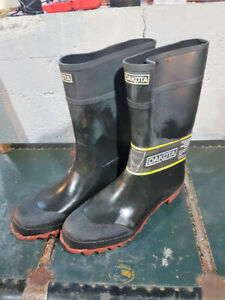 Brand New DAKOTA RUBBER BOOTS