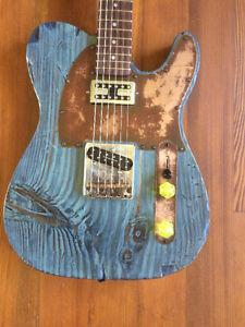 Custom Guitar (Telecaster Style)