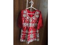 Girls indian dress