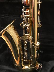Yamaha Alto Saxophone (Model: YAS-23)
