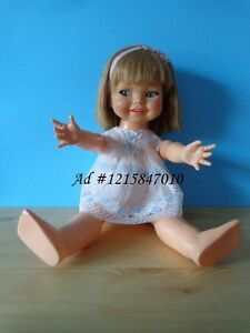 Vintage Giggles Doll Flirty Eyes by Ideal Simply Adorable Kitchener / Waterloo Kitchener Area image 1