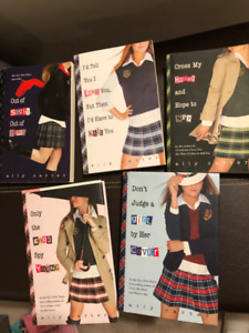 Ally Carter's Gallagher Girl series Books 1-5