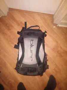 Blurr 21L snowboard/ski backpack
