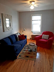 Short term rental West End, entire 2 bedroom apartment