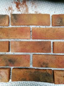 100 Handmade Brick Slips