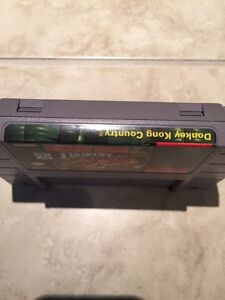 Donkey Kong Country and instructions manual snes Kitchener / Waterloo Kitchener Area image 4