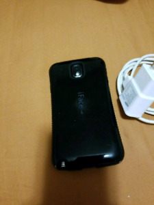 SAMSUNG NOTE 3 IN EXCELLENT USED CONDITION WITH EXTRAS