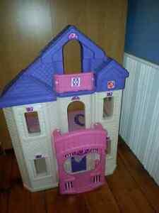 Step 2 Barbie doll house