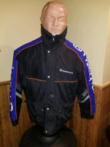 Men's Husqvarna Large Jacket