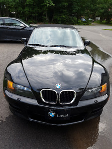 1998 BMW Z3 decapotable