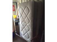Single mattress new