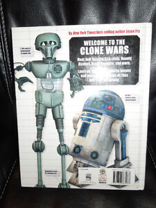 DK Star Wars Clone Wars Character Encyclopedia Edmonton Edmonton Area image 6