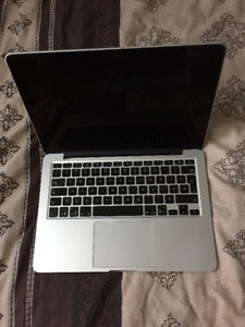"MacBook Pro 13""  Retina late 2012"