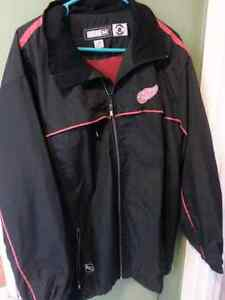 Detroit Red Wings CCM Jacket