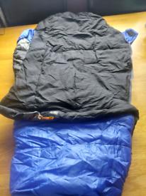 Child sleeping bag
