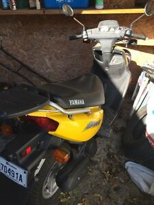 Scooter Yamaha Bw'z Sports