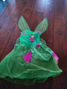 Disney Tinkerbell Costume Size 3
