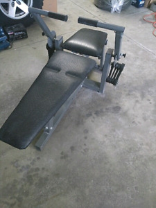(BEST OFFER!!) Multi Exercise Resistance Workout Bench for Sale