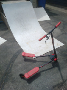 Flicker A3 Air Scooter