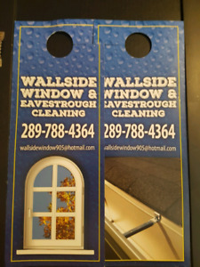 Wallside Window Cleaning nice and clean
