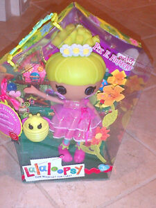 Lalaloopsy Pix E. Flutters Full Size Doll NEW UNOPENED Packaging