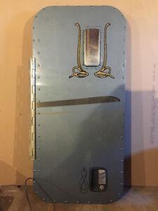 Peterbilt Sleeper door