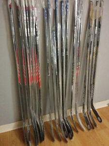 SALE - Brand new BAUER, CCM, EASTON Hockey sticks for sale!!