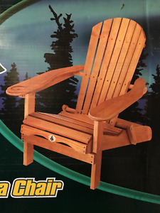 Muskoka Chairs-  Brand New in Box