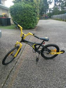 2012 Limited Edition Mono Momentum Bicycle BMX