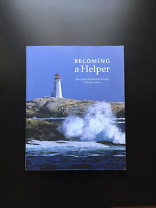 Becoming a Helper: 7ed (Perfect Condition)