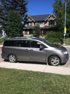 2012 NISSAN QUEST SL(PLUS!) -79KM, Clean, Must See, One Owner