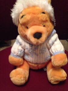 Christmas Winnie the Pooh New