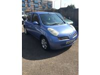 Nissan Micra automatic+1.4 petrol+5dr hatcback+ cheap insurance+px welcome