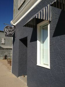 Charming restaurant for sale or lease in Mossbank