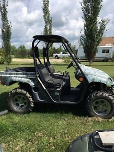 Yamaha rhino buy or sell used or new atv in alberta for 2006 yamaha grizzly 660 battery