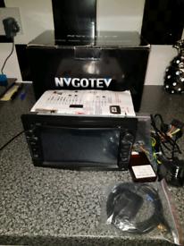 Vauxhall satnav dvd bluetooth system