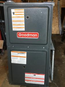 NEW GOODMAN FURNACE GMEC96