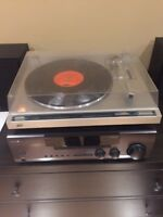 Jvc turntable L-A100