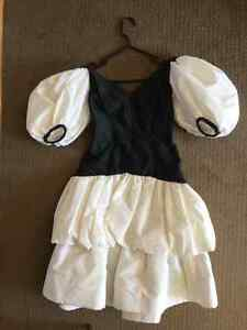 Vintage 80's Silk Dress